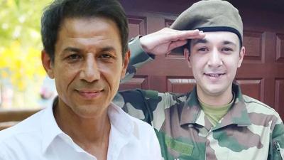 'Ölürüm Türkiyem' şarkısıyla tanınan Mustafa Yıldızdoğan oğlunu askere bedelli gönderdi