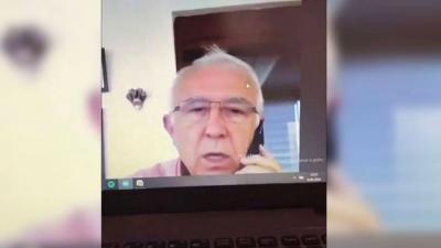 Online sınavda porno izlediği iddia edilen Prof. Dr. Kaval istifa etti