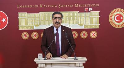 Oral: AK Parti 'sarı baro' kavramını literatürümüze sokmaya hazırlanıyor