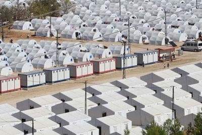 Osmaniye'de kampta kalan Suriyeli çocuğun hamile olduğu ortaya çıktı