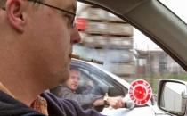 Otomobilde sigara içme yasağı!