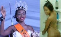 Özel fotoğrafları internete düşünce 'ahlaksızlıktan' kraliçelik tacı alındı!