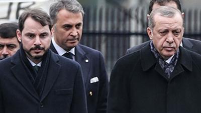 Özgür Özel: Erdoğan'a bu hatayı Berat Albayrak yaptırdı