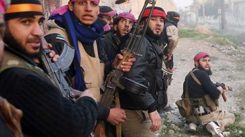ÖSO militanları IŞİD'e katıldı!