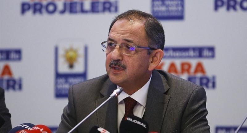 Özhaseki: İsrafsız bir belediyenin nasıl olacağını herkes Ankara'da görecek