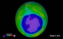 Ozon tabasındaki delik kapanmaya başladı!