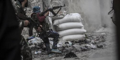 Suriye'de muhalifler arasında bölünme!