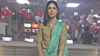 Pakistan'da bir ilk: Trans spiker Marvia Malik