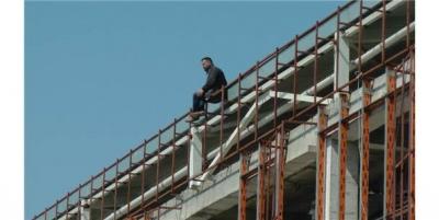 Parası verilmeyen işçi intihara teşebbüs etti
