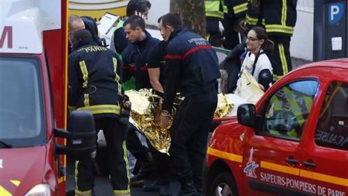 Paris'te yeni bir saldırı!