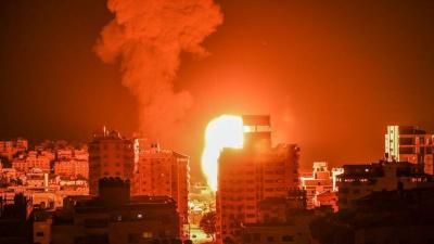 'Pazar günü İsrail saldırılarının en kanlı günüydü; 16'sı kadın, 10'u çocuk toplam 42 kişi öldü'