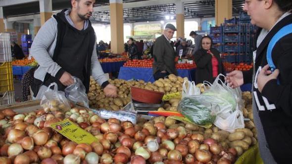 Pazarcı esnafı: Soğanın fiyatı 10 lirayı bulacak