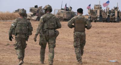 Pentagon: Bazı birlikleri Suriye'nin kuzeyinde tutmayı konuşuyoruz