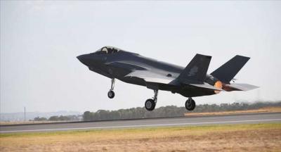 Pentagon, F-35 için Türkiye'de üretilen parçalar için tarih verdi