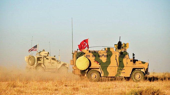 Pentagon'dan Suriye açıklaması: Türklerle yakın çalışıyoruz