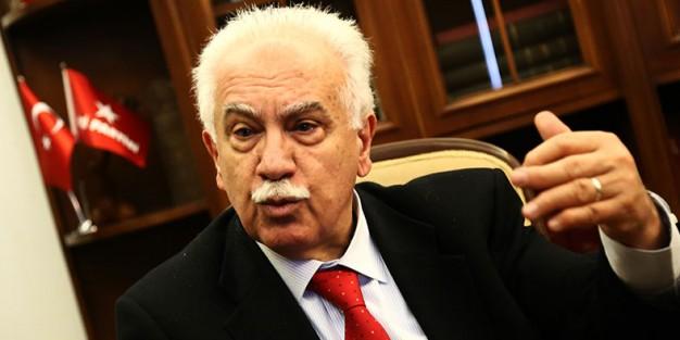 Perinçek: CHP, belediyeleri PKK'ya teslim etmeyi planlıyor