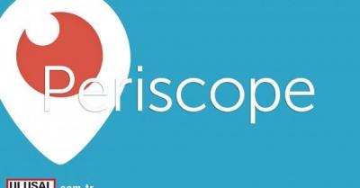 Periscope yasaklandı!