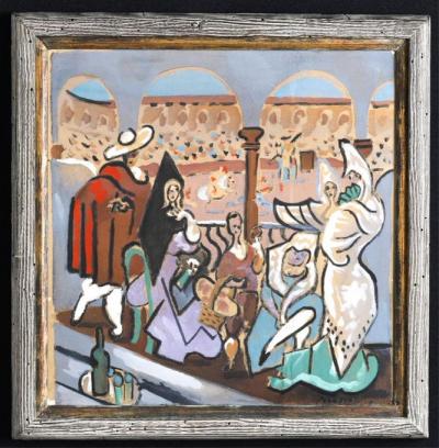 Picasso'ya atfedilen ve 50 yıl bir dolapta kalan tablo satıldı
