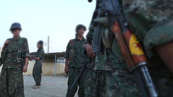 PKK ile IŞİD arasında çatışma