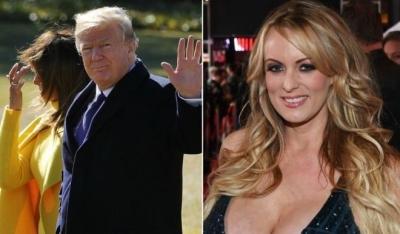 Porno oyuncusu Stormy Daniels: Trump açıklamalarım yüzünden tehdit ediliyorum!