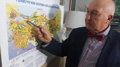 Prof. Ercan: Büyük deprem Tekirdağ'da olacak