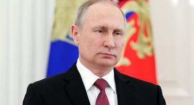 Putin: ABD, saldırı için yine sivil halka karşı zehirli madde kullanma senaryosunu kullandı