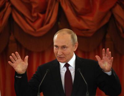 Putin: Sosyalist Sovyetler Birliği'nin dağılması çok kötü oldu