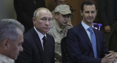 Putin: Suriyeli muhalifler Esad'ın kazandığını kabul etti