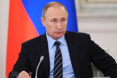 Putin'den Almanya Dışişleri Bakanı'na: İlişkilerimizin gelişmesini istiyorum