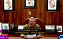 Raul Castro, Fidel Castro'nun ölüm haberini böyle duyurdu