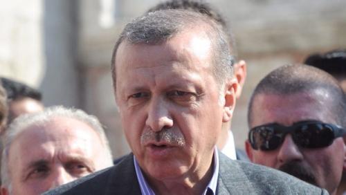 Erdoğan kızdı, polislerin telefonları toplandı!