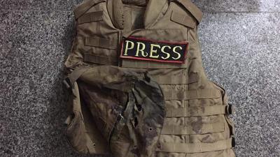 Resulayn'daki bombardımanda bir gazeteci hayatını kaybetti, 4 gazeteci de yaralandı