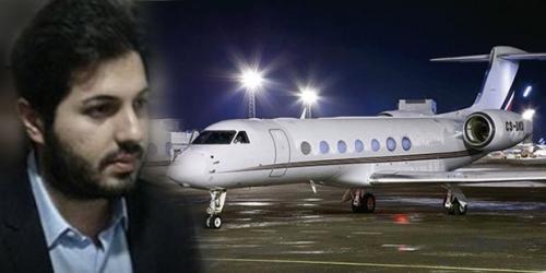 Zarrab, 58 milyon dolara uçak aldı!