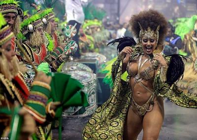 Rio Karnavalı koronavirüs nedeniyle 2021'de yapılamayacak