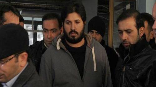 Reza Zarrab'ın 2 bin liralık bahçesi için Radikal muhabiri tartaklandı!