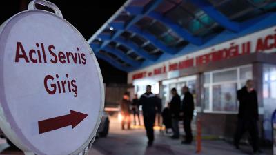 Rize'de Koronavirüs şüphesi nedeniyle bir kişi gözlem altına alındı