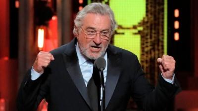 Robert De Niro: 'Trump'ı s...yim'