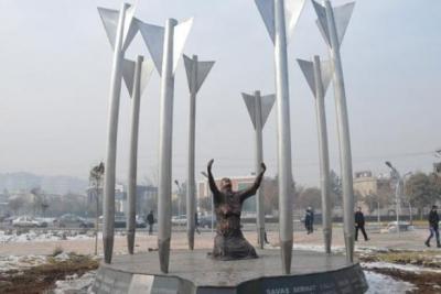 Roboski Anıtı kaldırıldı