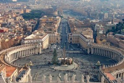 Roma'da deprem: Metro boşaltıldı