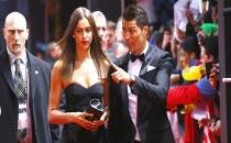 Ronaldo'nun yanında kendimi çirkin hissediyordum