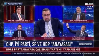 RTÜK'ten Haber Türk'e 'satılık ordu' cezası