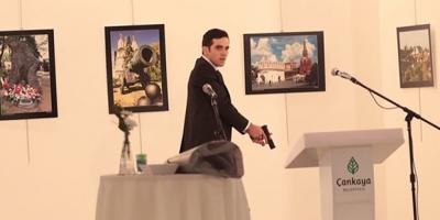 Rus Büyükelçi'nin katili, Erdoğan'ın seyahatlerinde de görev yapmış