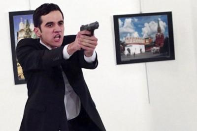 Rus Büyükelçi'yi öldüren saldırganın cenazesini kimse almadı