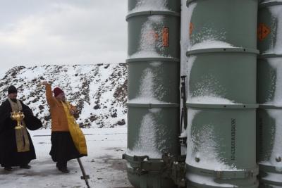 Rus yetkili: Türkiye'nin S-400'leri bahara kullanıma hazır olur