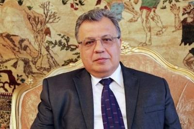 Rusya, büyükelçi suikasti soruşturmasında Türkiye'ye güvenmiyor