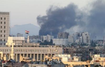 Rusya Büyükelçiliği'ne havan topu mermisi atıldı