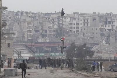 Rusya: Halep'te işkence edilmiş sivillere ait toplu mezar bulundu