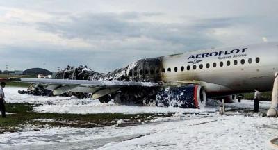 Rusya'da 41 kişinin öldüğü uçağın yolcusu: Uçağa yıldırım çarptı