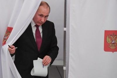Rusya'daki seçimin sonuçları açıklandı