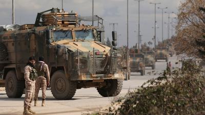 Rusya:Türk askerlerinin söz konusu bölgede olmamaları gerekiyordu